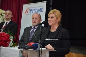 Kolinda Grabar-Kitarović u Derventi