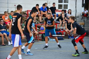 "Kadet ""Radio Derventa"" osvojili Streetbal 2017 u Derventi"